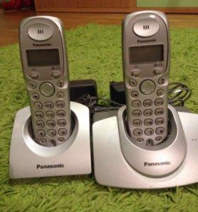 Радиотелефон Panasonic KX-TGA11ORU