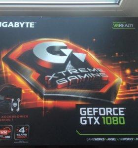 Gigabyte GTX 1080 Xtreme Gaming Premium Pack