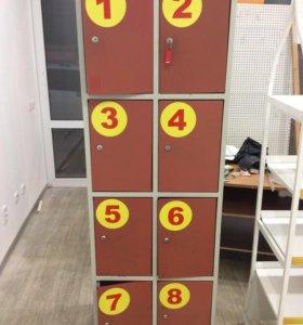 Секционный шкафчик (локер)