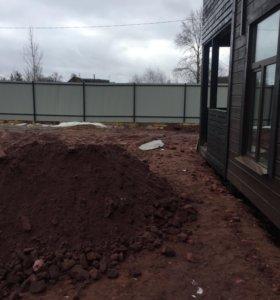 Доставка песка , щебня , Аренда спецтехники