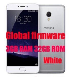 Meizu MX6 3/32gb новый