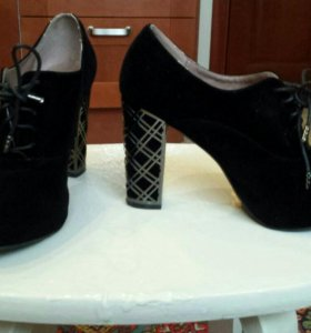 Новые ботинки 37