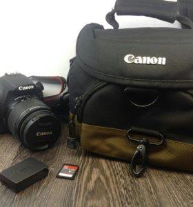 Фотоаппарат зеркальный Canon EOS 1200D 18-55 Kit