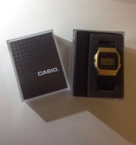 Оригинальные часы Casio F-91W