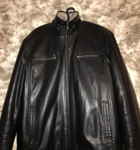 Куртка-пилот мужская
