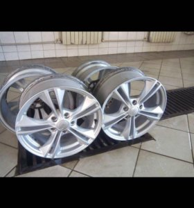 Диски литые Ford r16 5*108
