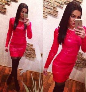 Платье гипюр 40-42