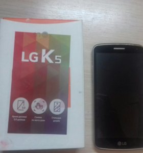 Телефон LG K5 X220