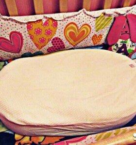 Кокон для новорожденных Cocoonababy