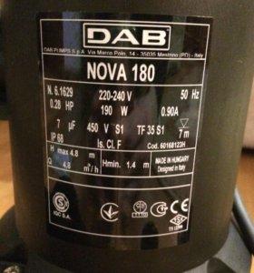 Немецкий дренажный насос DAB