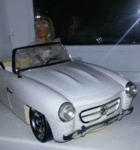 Машина д/кукол.