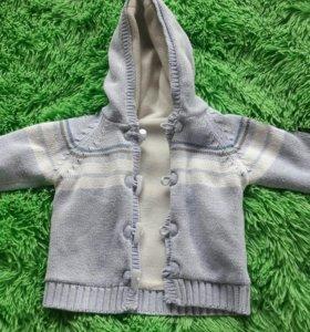 Кофта-куртка весна/осень