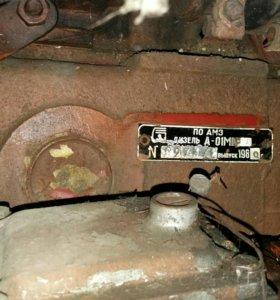 Дизельный двигатель от крана