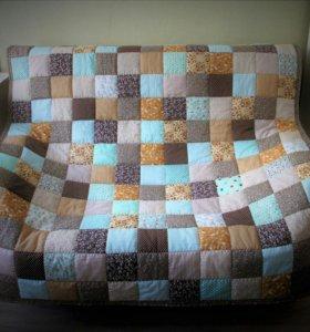 Лоскутное одеяло, покрывало