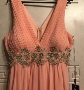 Платье вечернее 48 размер НОВОЕ
