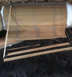 Жалюзи деревянные IKEA