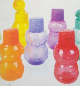 Детские бутылочки Tupperware