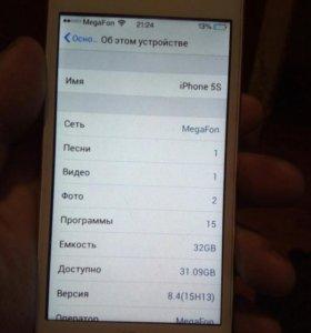 iphone 5s реплика