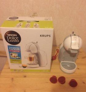 Капсульная кофемашина KRUPS KP120110