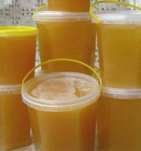 Пчелиный мёд высокого качества