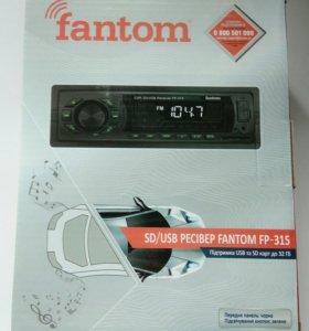SD / USB ресивер FANTOM FT 325