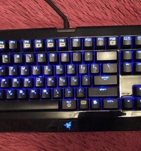 Клавиатура Razer BlackWidow Blue MX 2013