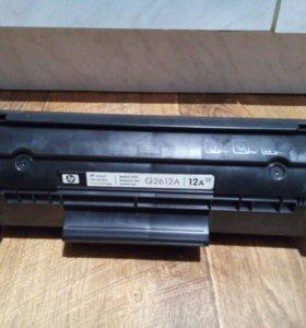 Картридж HP laserJet
