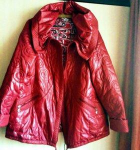 Курточка весенняя - осенняя