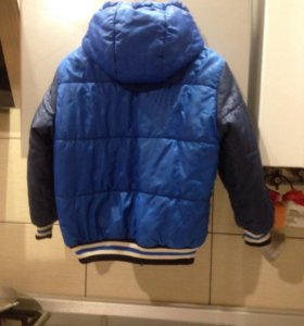 Куртка на мальчика 5,6,7 лет