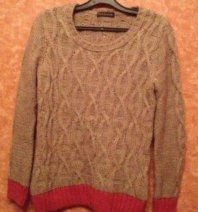 Вязаный свитер( срочно за 500)