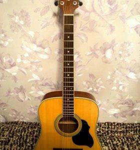 Новая акустическая гитара Crafter MD-40/N