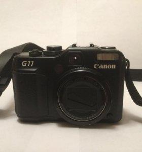 Фотоаппарат Canon G11