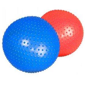 Мячик массажный с шариками