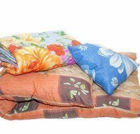 Постельный комплект для рабочих матрас +одеяло+под