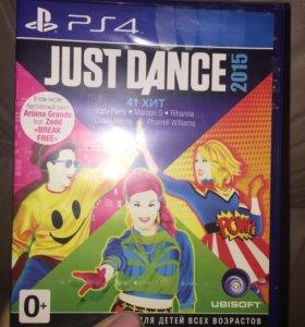 Игра Just Dance 2015 на ps4