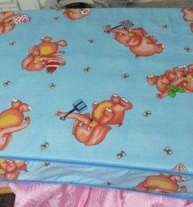 Продается матрац в детскую кровать