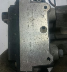 BMW E39 блок ABS ESP 0 265 017 000 bosch