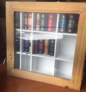Мини-книжки со шкафчиком