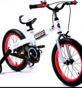 "Велосипед RoyalBaby Buttons Steel 12"""