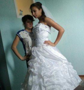 Отличное Свадебное Платье!