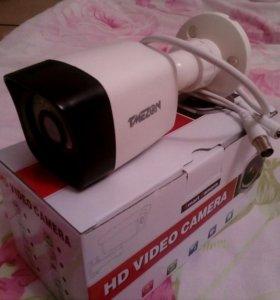 Уличная камера видеонаблюдения 2 Мп