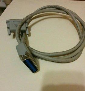 Кабель LPT 36 pin Centronics