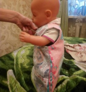 Спальный мешок для куклы