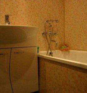 Ремонт отделка, ванная пластиковые панели, кафель