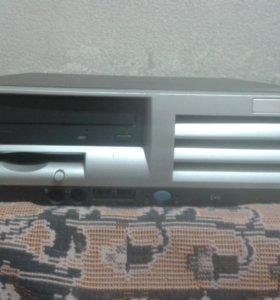 HP Compaq Evo D510 SFF Pentium 4 2.3Ghz 1Gb операт