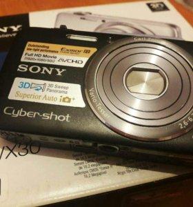 Фотоаппарат Sony DSC-WX30