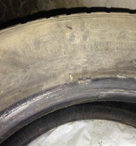 Шины Pirelli scorpion 4 шт.215/65r16