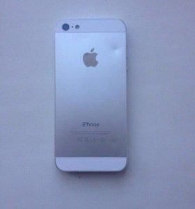 iPhone 5 white 16 gb