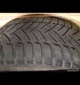 Резина r16 225 55 Dunlop
