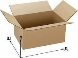 Тара, коробки из гофрокартона